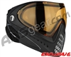 Dye Invision I4 Pro Mask - Black w/ High Definition Lens