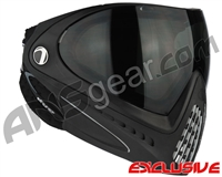 Dye Invision I4 Pro Mask - Black w/ Smoke Lens