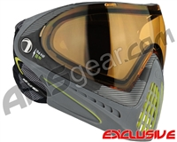 Dye Invision I4 Pro Mask - Bomber Lime w/ High Definition Lens