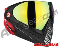 Dye Invision I4 Pro Mask - Dirty Bird w/ Dyetanium Northern Lights Lens