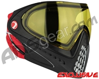 Dye Invision I4 Pro Mask - Dirty Bird w/ Yellow Lens