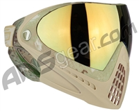 Dye Invision I4 Pro Mask - DyeCam w/ Dyetanium Faded Bronze Sunrise Lens