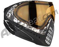 Dye Invision I4 Pro Mask - Liquid Grey w/ High Definition Lens