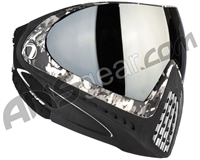 Dye Invision I4 Pro Mask - Liquid Grey w/ Smoke Silver Lens