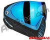Dye Invision I4 Pro Mask - Powder Blue w/ Dyetanium Blue Ice Lens