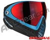Dye Invision I4 Pro Mask - Powder Blue w/ Dyetanium Northern Fire Lens