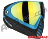 Dye Invision I4 Pro Mask - Powder Blue w/ Dyetanium Northern Lights Lens