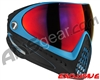 Dye Invision I4 Pro Mask - Powder Blue w/ Dyetanium Prismic Lens
