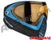 Dye Invision I4 Pro Mask - Powder Blue w/ High Definition Lens