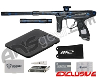 Dye M2 MOSair Paintball Gun - Polished Acid Wash Blue