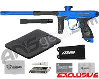 Dye M2 MOSair Paintball Gun - Dust Blue/Dust Black