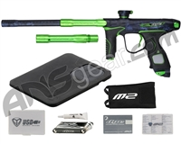 Dye M2 MOSair Paintball Gun - PGA DyeCam Black/Lime