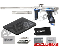 Dye M2 MOSair Paintball Gun - T-800 w/ Blue Grips