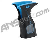 Dye M2 MOSAir Replacement Grip - Black/Cyan