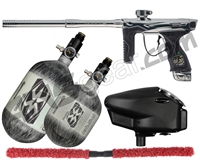 Dye M3+ Competition Paintball Gun Package Kit