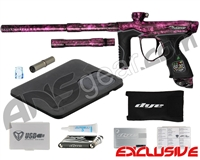 Dye M3s Paintball Gun - Polished Acid Wash Pink