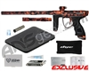 Dye M3s Paintball Gun - SE Acid Wash Orange