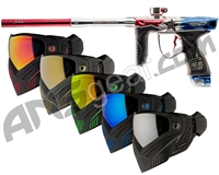 Dye M3+ Paintball Gun w/ FREE i5 2.0 Mask - PGA Russian Legion