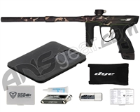 Dye M3+ Paintball Gun - PGA Dark Woodland