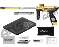 Dye M3+ Paintball Gun - PGA DTOM Gold