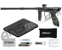 Dye M3+ Paintball Gun - Silver Night