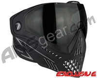 Dye i5 2.0 Paintball Mask - Onyx w/ Smoke Lens