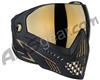 Dye i5 2.0 Paintball Mask - Onyx Gold
