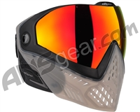 Dye i5 2.0 Paintball Mask - Smoke'd w/ Dyetanium Northern Fire Lens