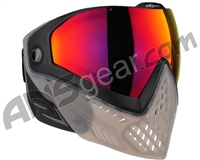 Dye i5 2.0 Paintball Mask - Smoke'd w/ Dyetanium Prismic Lens