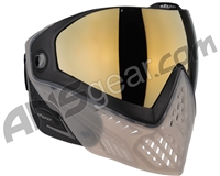 Dye i5 2.0 Paintball Mask - Smoke'd w/ Smoke Gold Lens