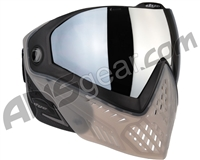 Dye i5 2.0 Paintball Mask - Smoke'd w/ Smoke Silver Lens