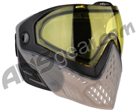 Dye i5 2.0 Paintball Mask - Smoke'd w/ Yellow Lens