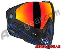 Dye i5 2.0 Paintball Mask - Storm w/ Dyetanium Northern Fire Lens