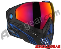 Dye i5 2.0 Paintball Mask - Storm w/ Dyetanium Prismic Lens