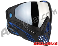 Dye i5 2.0 Paintball Mask - Storm w/ Smoke Silver Lens