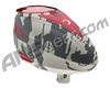 2014 Dye Rotor Paintball Loader - Airstrike Red