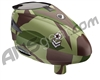 2015 Dye Rotor Paintball Loader - Barracks Olive