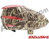 Dye Rotor R2 Paintball Loader - Backwoods/Red