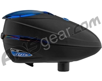 Dye Rotor R2 Paintball Loader - Black/Blue Ice