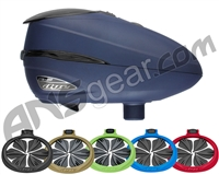 Dye Rotor R2 Paintball Loader With Free R2 Quick Feed - Navy/Black