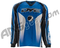 Dye Core Throwback Paintball Jersey - Blue