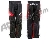 Dye Team 2.0 Paintball Pants - Red