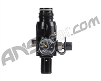 Dye Throttle 4500 PSI Tank Regulator - Black