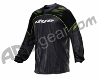 Dye UL Paintball Jersey - Lime