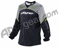 Dye UL Paintball Jersey - Navy/Light Grey
