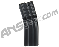 Echo1 M4/M16 FAT 850 Round Metal Magazine - Black