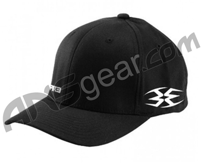 Empire Flex Fit Padded Bounce Hat - Black
