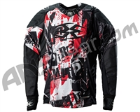 Empire 2013 LTD THT Paintball Jersey - Ransom Red