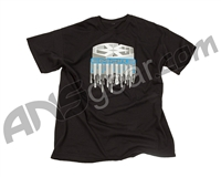 Empire 2013 Paint Tree THT T-Shirt - Black
