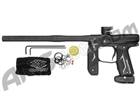 Empire Axe 2.0 Paintball Gun - Dust Black/Dust Black